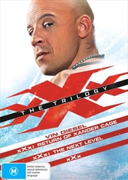 XXX / XXX - The Next Level / XXX - Return Of Xander Cage | DVD