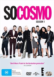 So Cosmo - Season 1 | DVD
