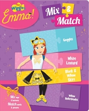 Wiggles: Emma Mix And Match | Hardback Book