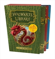 Hogwarts Library Box Set | Hardback Book
