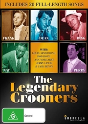 Legendary Crooners - Frank, Dean, Bing, Nat And Perry, The