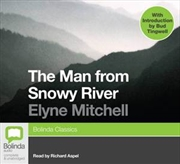 Man From Snowy River   Audio Book