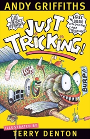 Just Tricking: Book 1   Paperback Book