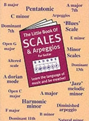 Little Book of Scales for Guitarist | Paperback Book