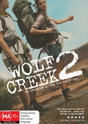 Wolf Creek 2 | DVD