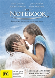 Notebook, The | DVD
