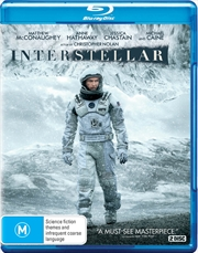 Interstellar | Blu-ray