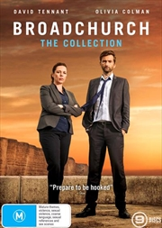 Broadchurch | Series Collection | DVD