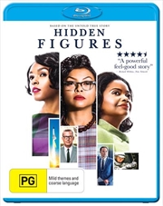 Hidden Figures | Blu-ray