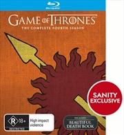Game Of Thrones - Season 4 (EXCLUSIVE EDITION)