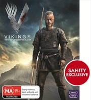 Vikings - Season 2 (EXCLUSIVE ARTWORK) | Blu-ray