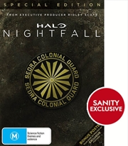 Halo: Nightfall (EXCLUSIVE POSTER)