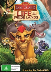 Lion Guard - Life In The Pride Lands, The | DVD