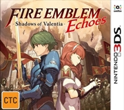 Fire Emblem Echoes Shadows Of Valentia | Nintendo 3DS