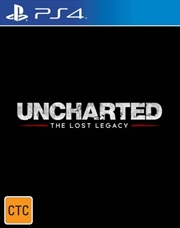 Uncharted The Lost Legacy | PlayStation 4