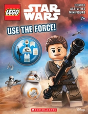 Lego Star Wars : Use The Force | Paperback Book