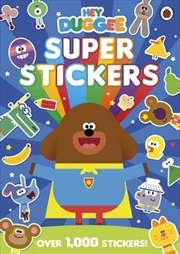 Hey Duggee: Super Stickers | Paperback Book