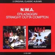 Straight Outta Compton/Efil4za | CD