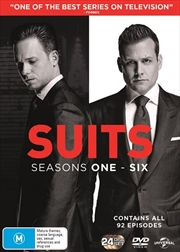 Suits - Season 1-6 | Boxset