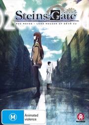 Steins;Gate The Movie - Load Region Of Deja Vu