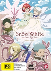 Snow White With The Red Hair - Season 2 | DVD