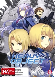 Heavy Object - Part 2 - Eps 13-24