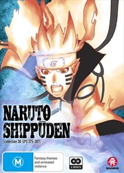 Naruto Shippuden - Collection 30 - Eps 375-387 | DVD