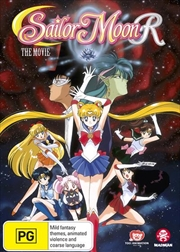 Sailor Moon R - The Movie | DVD