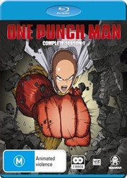 One Punch Man - Season 1