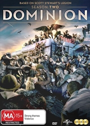 Dominion - Season 2 | DVD