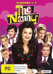 Nanny - Season 1-3 | Boxset, The