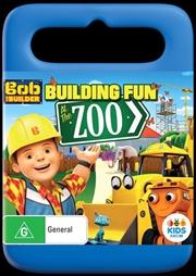 Bob The Builder - Fun At The Zoo