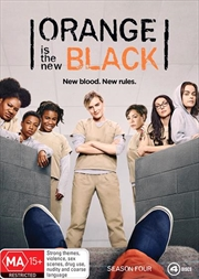 Orange Is The New Black - Season 4 | DVD