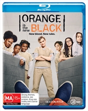 Orange Is The New Black - Season 4 | Blu-ray