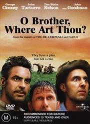 O Brother, Where Art Thou? | DVD
