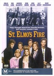 St Elmo's Fire | DVD