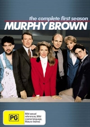 Murphy Brown - Season 1