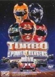 Power Rangers Movie, A - Turbo | DVD