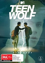 Teen Wolf - Season 6 - Part 1