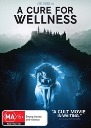 A Cure For Wellness | DVD