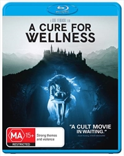 A Cure For Wellness | Blu-ray