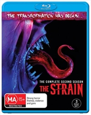 Strain - Season 2, The | Blu-ray