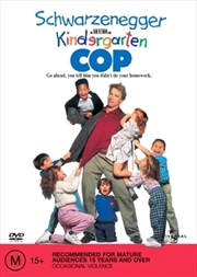 Kindergarten Cop | DVD