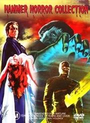 Classic Hammer 50's Horror Box Set