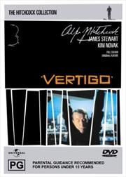 Vertigo | DVD