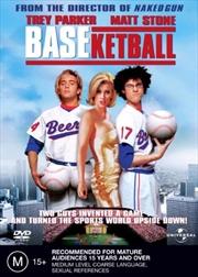 Baseketball | DVD