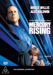 Mercury Rising | DVD