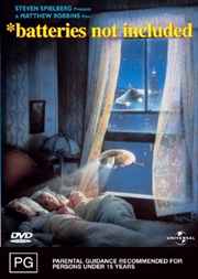 Batteries Not Included | DVD