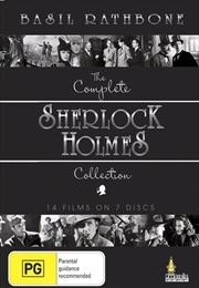 Sherlock Holmes Collection | DVD