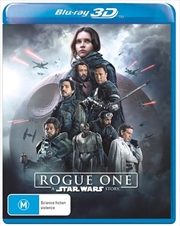 Rogue One - A Star Wars Story | 3D Blu-ray